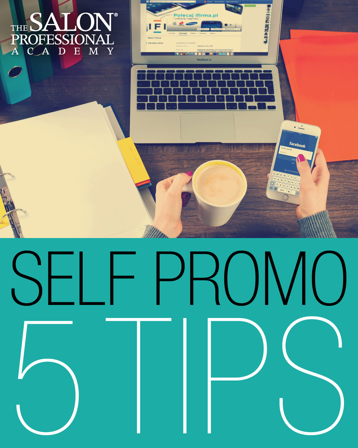 Self Promotional Marketing Tips For TSPA COlorado Beauty School Students